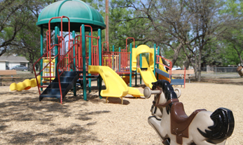 Webster Tot Lot, San Angelo Parks