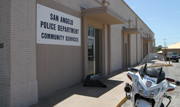 SAPD Community Services building FI