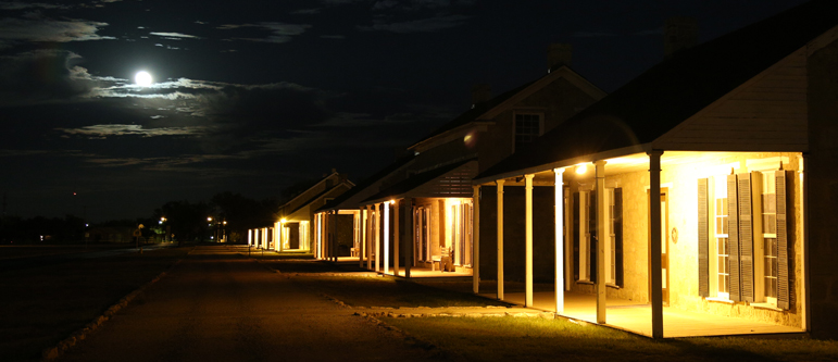 Night tours, murder mystery on display at Fort Concho