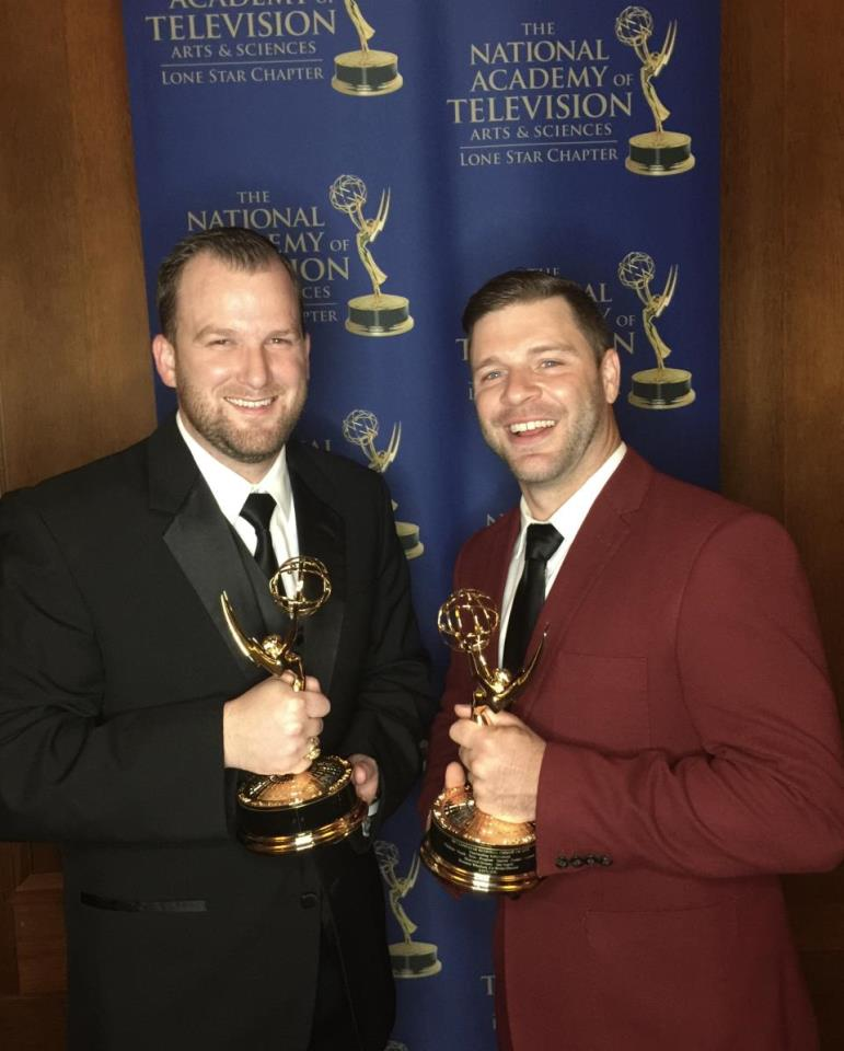 'Shattered Dreams' wins Lone Star EMMY Award