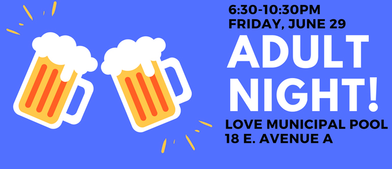 adult night home banner