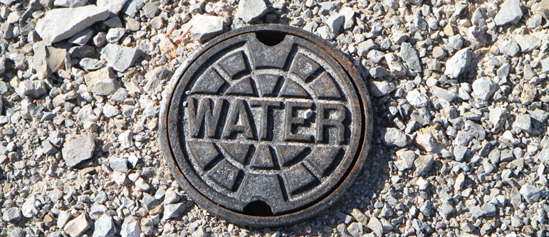 water cover home banner
