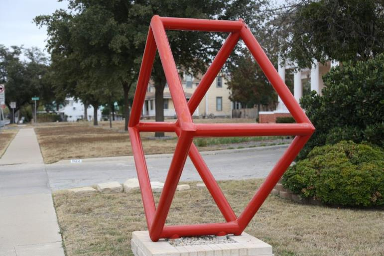 Public Art Display