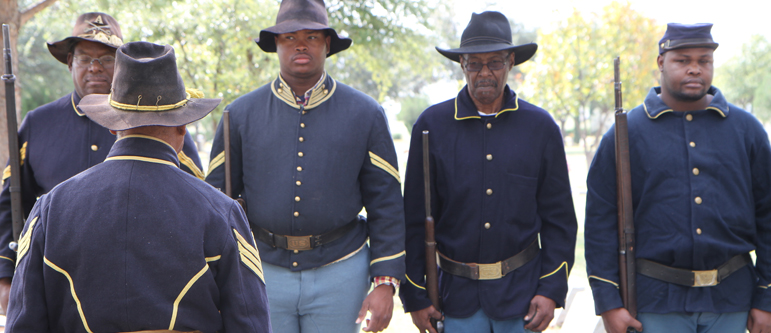 Fort celebrates Buffalo Soldiers on Feb. 24